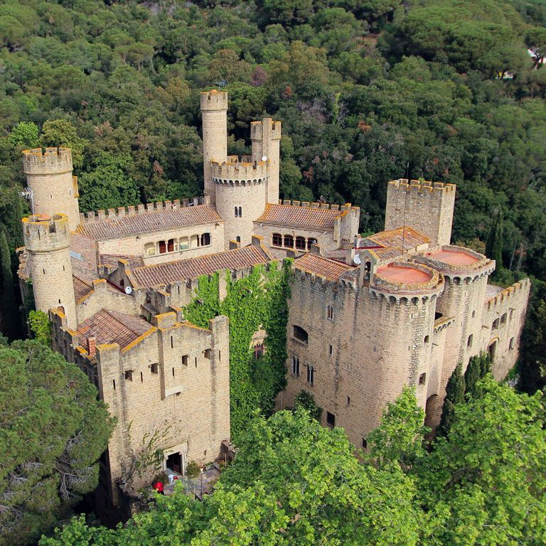 Castillo de Sta. Catalina